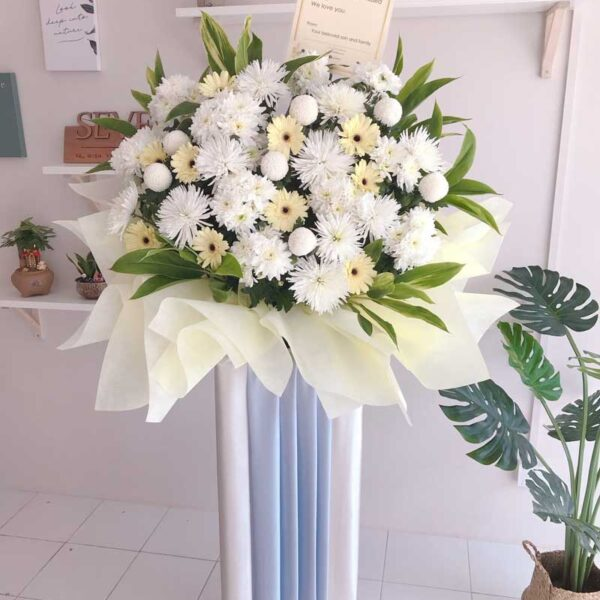 seven florist new journey condolences flower scaled1